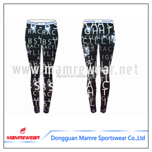 Sports gym outdoor yoga pants, yoga legging uniforms fitness yoga wears
