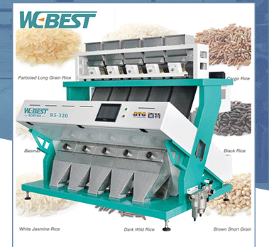 Almond apricot CCD color sorter machine price
