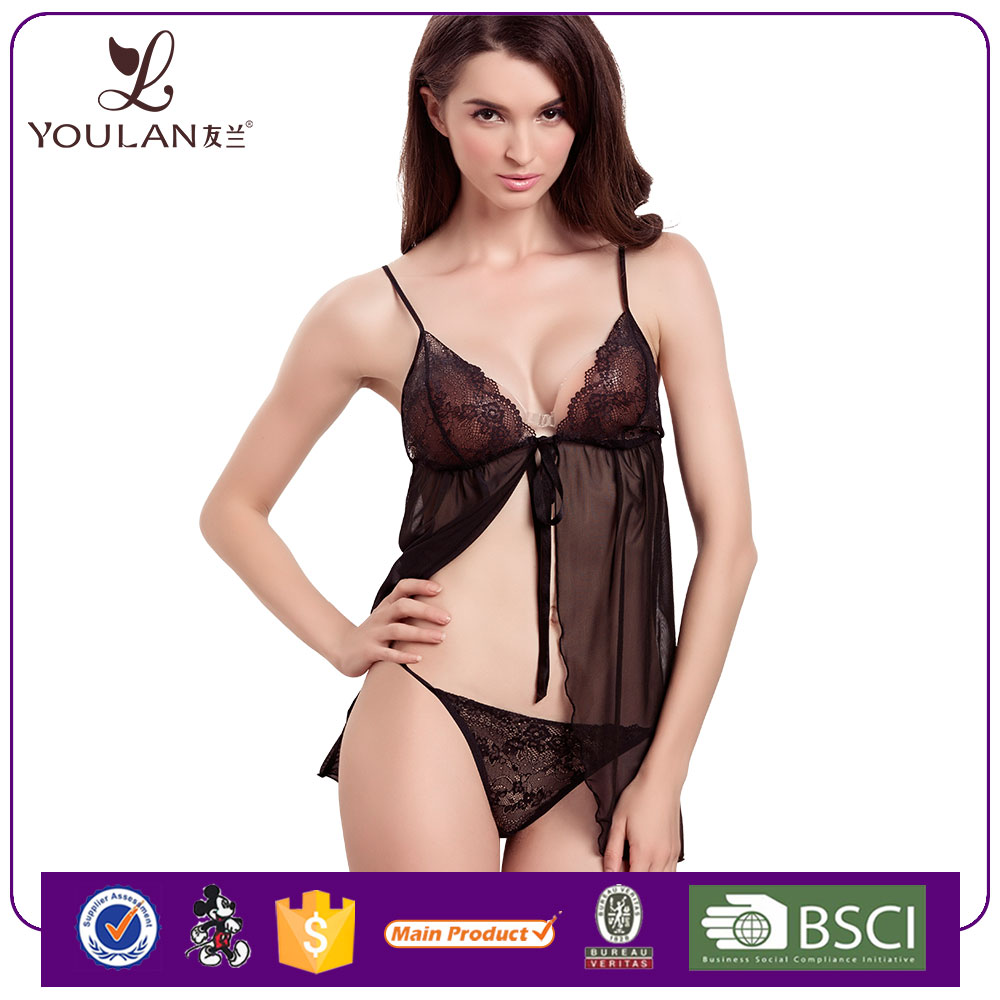 Hot Selling High Quality Erotic Sexy Lady Porn Lingerie