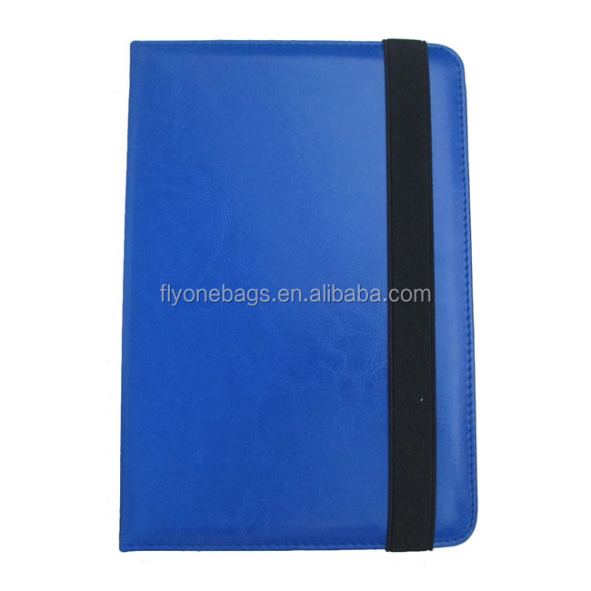 "7""/8"" leather universal tablet case"