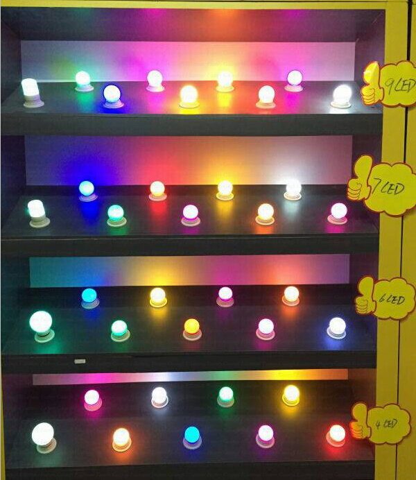^ Party listed ^ 110/220v e27/b22 decorative bulb led color light