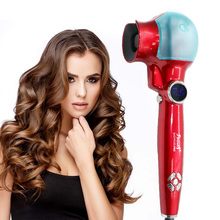Competitive Price LED Steam Automatic Hair Curler Machine