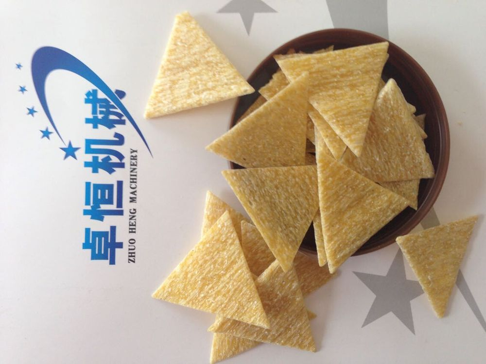 High Quality Doritos Corn Chips Making Machine