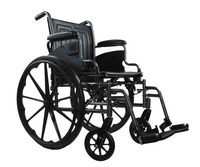 Invacare folding manual wheelchair FDA approved