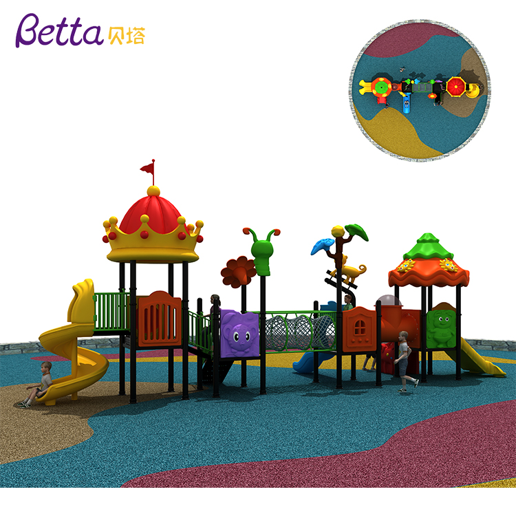 China Newest Design Different Size Vintage Playground Equipment For Sale