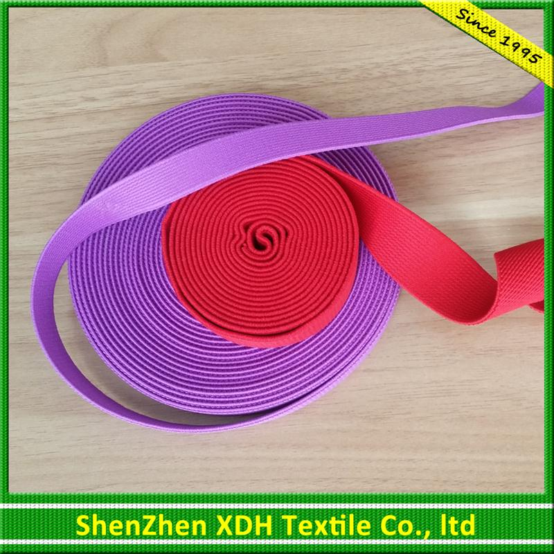 New arrival elastic satin ribbon with low price