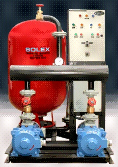 Water pumping system solutions