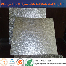1060/1050/3003/3005 Prices of Stucco Embossed Aluminum Coil/ Aluminum Sheet on Sale