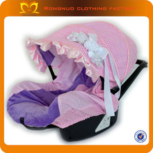 Wholesale baby car seat cover with safety for lovely babies
