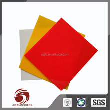 Sealing gasket white polypropylene board pp thermoforming sheet