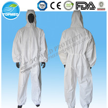 Disposable camouflage coverall,radiation protective clothing,Spp coverall