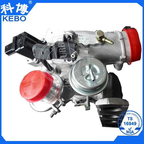 Turbocharger <strong>K03</strong> 53039700105 53039700086 For Audi TT VW EOS PASSAT JETTA TFSI 2.0/4