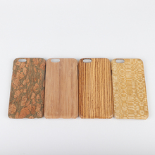 Natural Customized Design Eco-friendly Wood Cork Mobile Phone Case For iphone 7