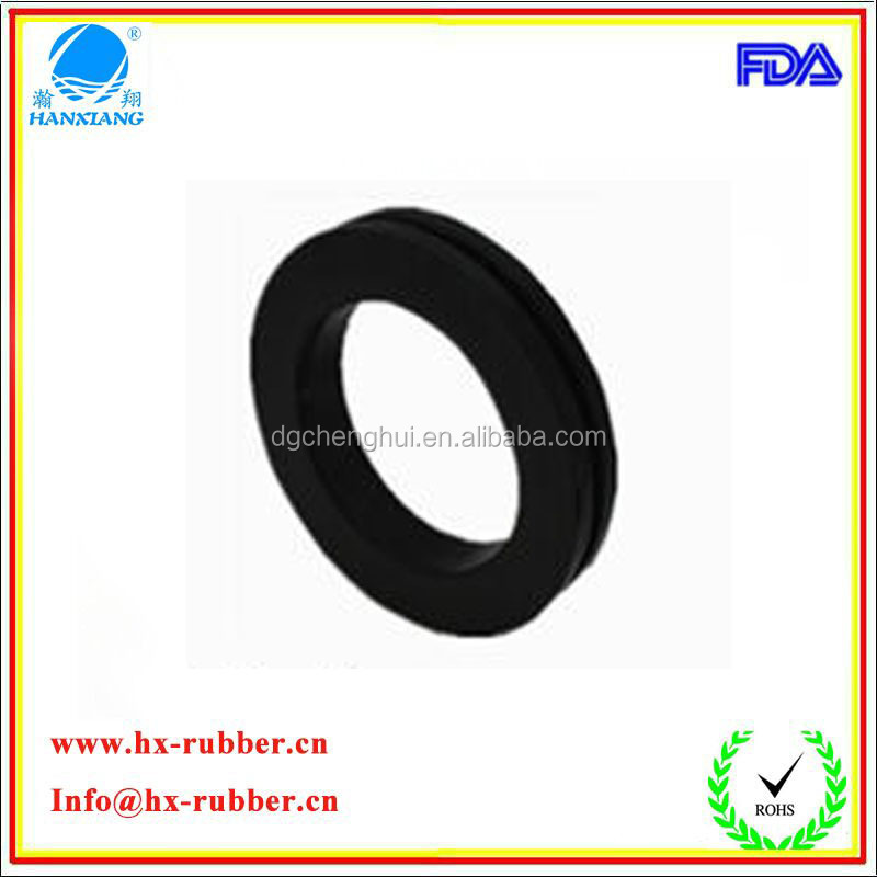 OEM NBR EPDM small cable white gromets