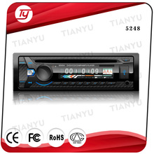 Fixed Front Panel 1din Car DVD/CD/MP3/FM/AM Tuner/USB/SD/AUX IN