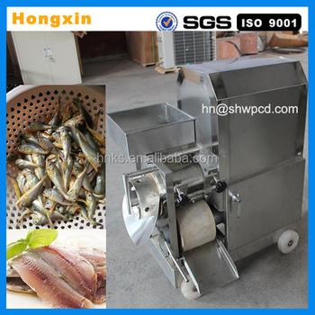 fish deboner machine