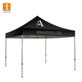 Promotional display outdoor fast up exhibition fireproof tent