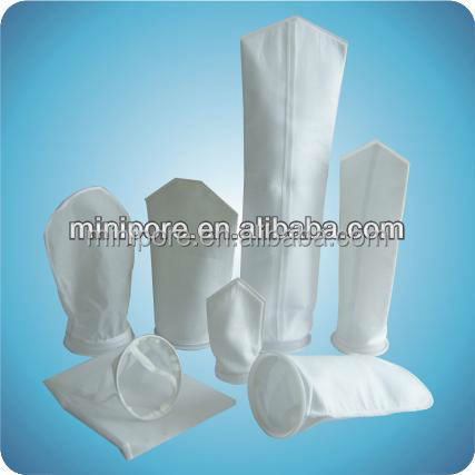 500 micron filter bag/water purification equipment/filter bag