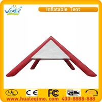 Airtight inflatable tent for car garage air sealed dome