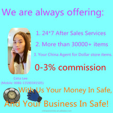 Professional Dollar Item Agent team!! Largest Showroom in Shenzhen!! wholesale china dollar store