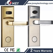 Hotel Card reader door lock system for hotel Use Card Key Locks LH1000