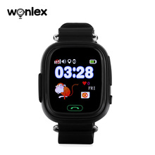 2018 Children mobile smart watch gps kids watch with locator positioning