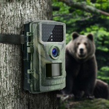 2017 New FHD Hunting trail scouting camera with12MP PIR 42pcs IR LEDs night vision wildlife camera