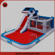 Hot Sale Shark & Ball Pool Kids Inflatable Toys