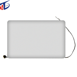 silver Laptop A1465 LED LCD Screen Assembly for Macbook Air 11.6 A1465 LCD LED Display screen Assembly Monitor 2013 - 2016 Year