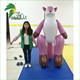 Custom Amazing PVC Giant Inflatable Cartoon Toys Giant Inflatable Fox / Vixen