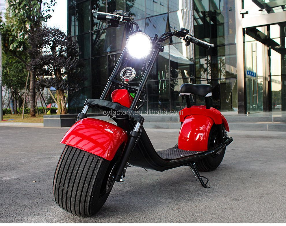 Citycoco electric motorcycle japan electric scooter with CE and COC speed limit to 25kmh