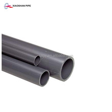 Resistant acids gold manufacturer 1 / 2 inch plastic pvc pipe