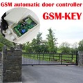 GSM-KEY automatic door / Easy SMS and Phone calling remote control controller