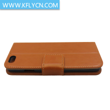 Promotional Leather Purse For Iphone 6