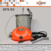 mobile automatic car wash machine with 15L folding bucket