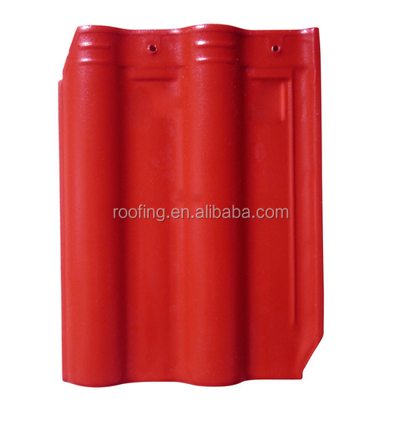 Hot selling New Materials clay ceramic roof tile