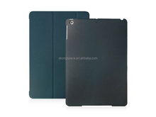 Factory price folio magnetic leather case for ipad 2/3/4 by China