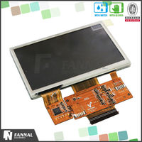 4.3 inch led driver integrated original touch integrated touch screen monitor