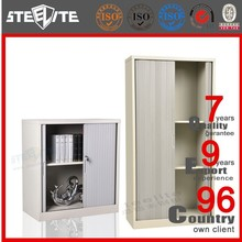 Tall storage cabinets with tambour doors/metal garden storage locker/garage cabinets