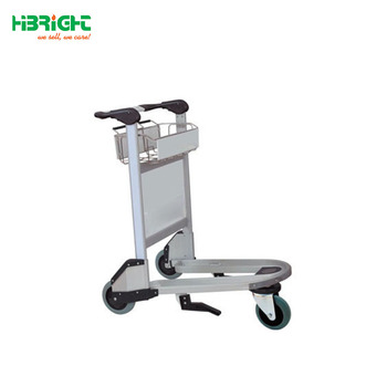 airport hand luggage carts trolley , baggage carts for airport