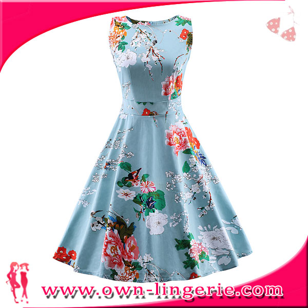 women Rockabilly Pinup Vintage,Retro Swing Prom 50's Dance retro Dress Plus Sizes Rockabilly