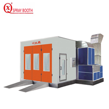 Trade Protection 11 YEARS Production Car Spray Booth Paint Bake Oven
