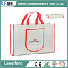 beautiful hot sale non woven shopping bag/foldable shopping bag