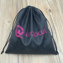 Custom Cheap Polyester Pouch With Logo Printing