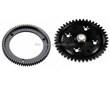POM plastic gear for rc toy