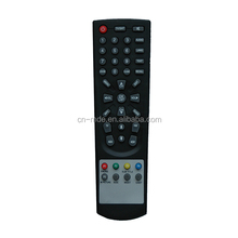 Smooth curve linked remote control/Left hand controller for wii / wireless LCD TV remote control