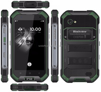BV6000 unlocked IP68 Waterproof rugged phone Android 6.0 RAM 3GB ROM 32GB 13MP 4.7 inch Octa Core 4G lte NFC smart phone