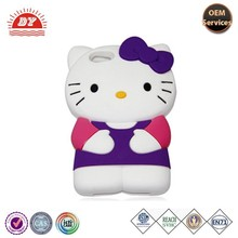customized cartoon hello kitty case for iphone 5