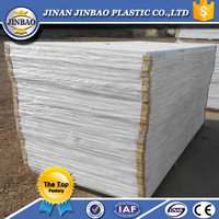 high quality 10mm 15mm 20mm pvc foam sheet board