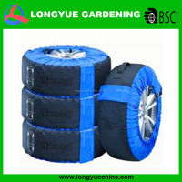 polyester spare car tire cover